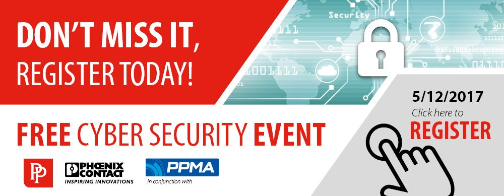 Register for our Free Cyber Security event