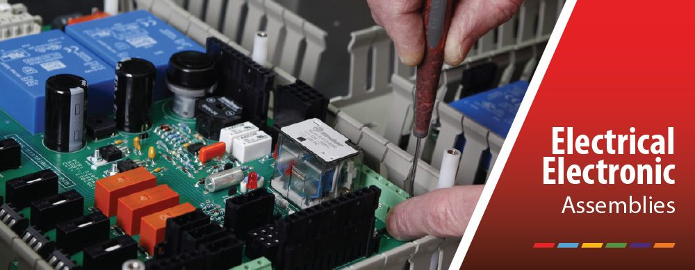 Electronic Assemblies from PP Control & Automation