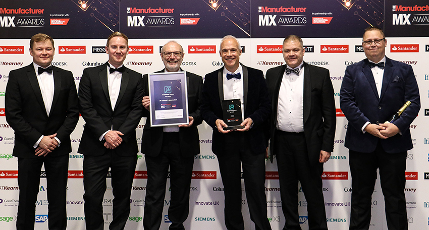 TTMX PP Award