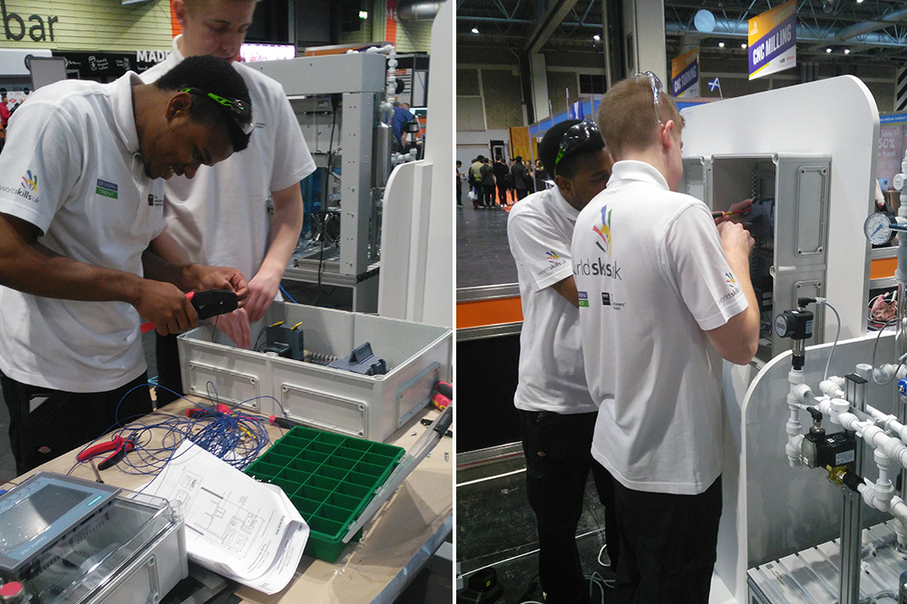 PP looks to inspire the next generation at World Skills Show » pp worldskills 2 » PP Control & Automation
