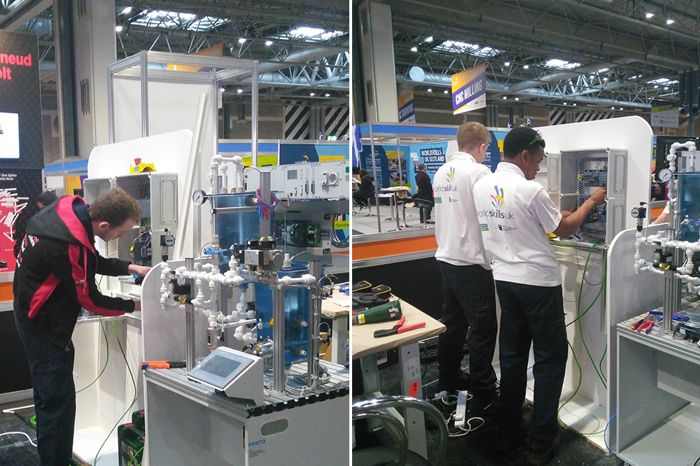 PP looks to inspire the next generation at World Skills Show » pp worldskills 3 » PP Control & Automation