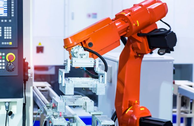 industry 4.0 automation machinery