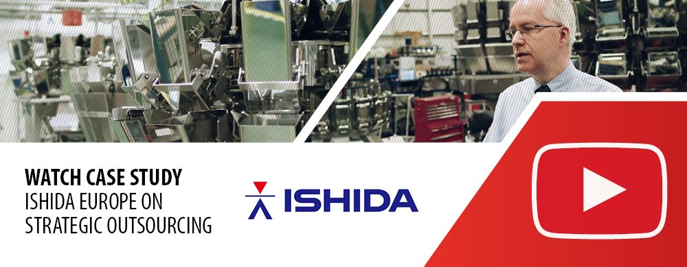 Watch our case study video with Ishida