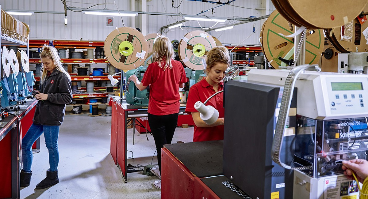 Manufacturing group issues economic rallying cry after £8m sales boost » PP Generic Action L2 » PP Control & Automation