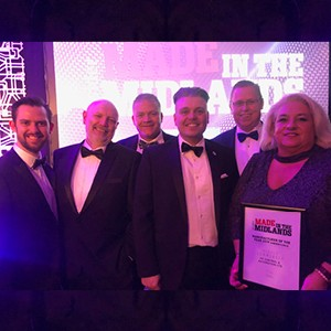 Made In The Midlands Awards PP Control & Automation