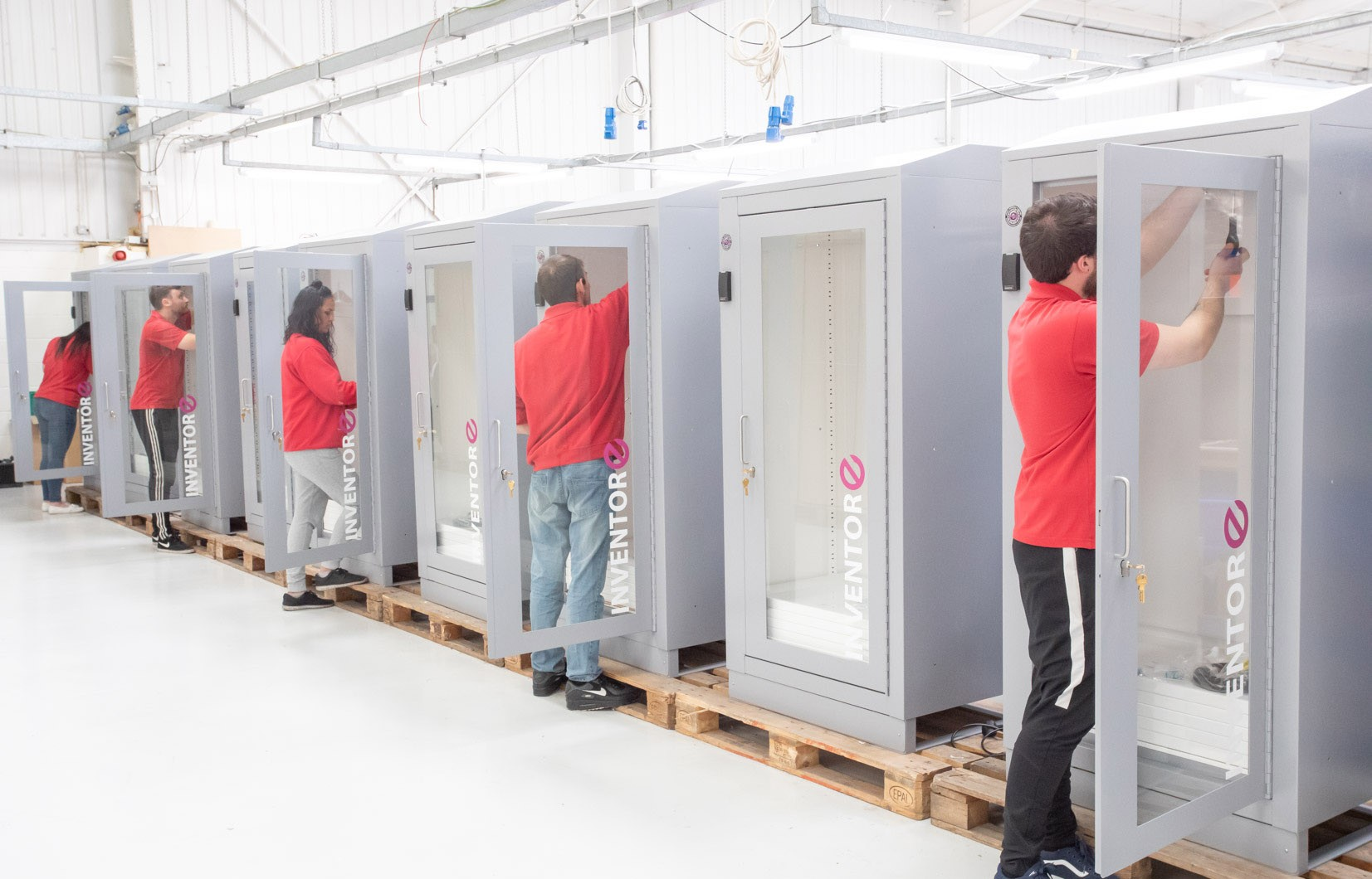 PP's outsourcing manufacturing offer helps Inventor-e create ten jobs as part of its 60% growth » Inventor e Line » PP Control & Automation