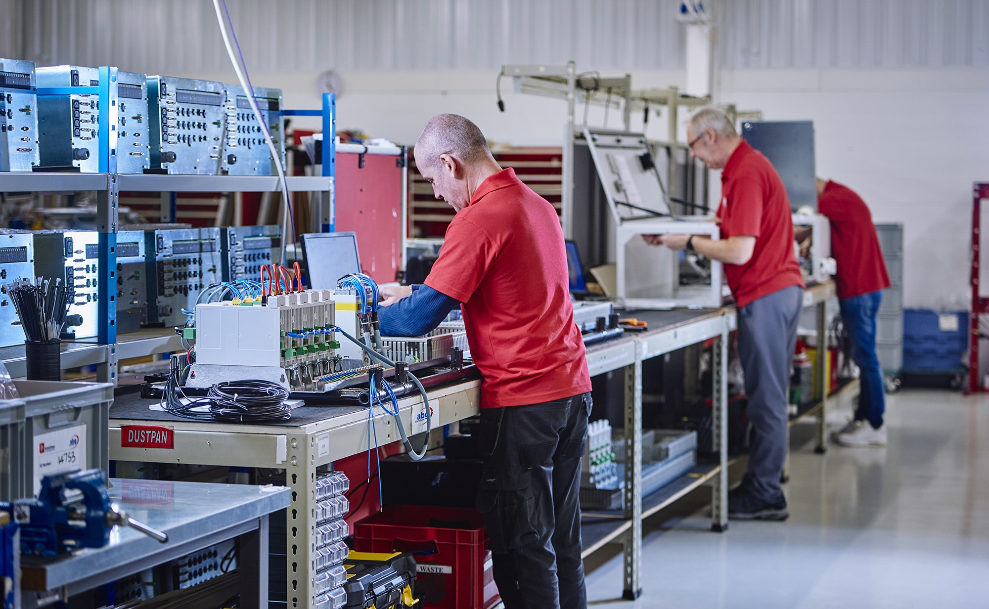 Maximising manufacturing output » PP Control and Automation Nov 201742023 » PP Control & Automation