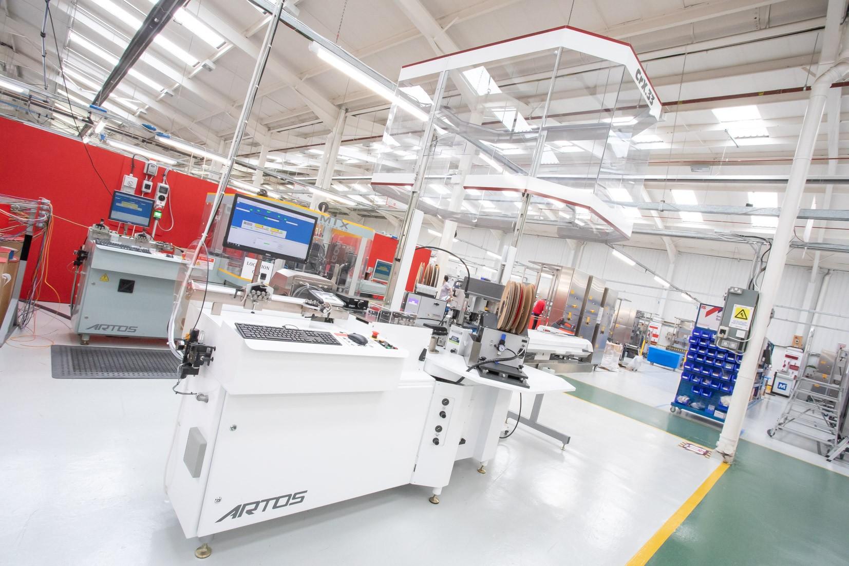 Build quality & test » artos 5 » PP Control & Automation