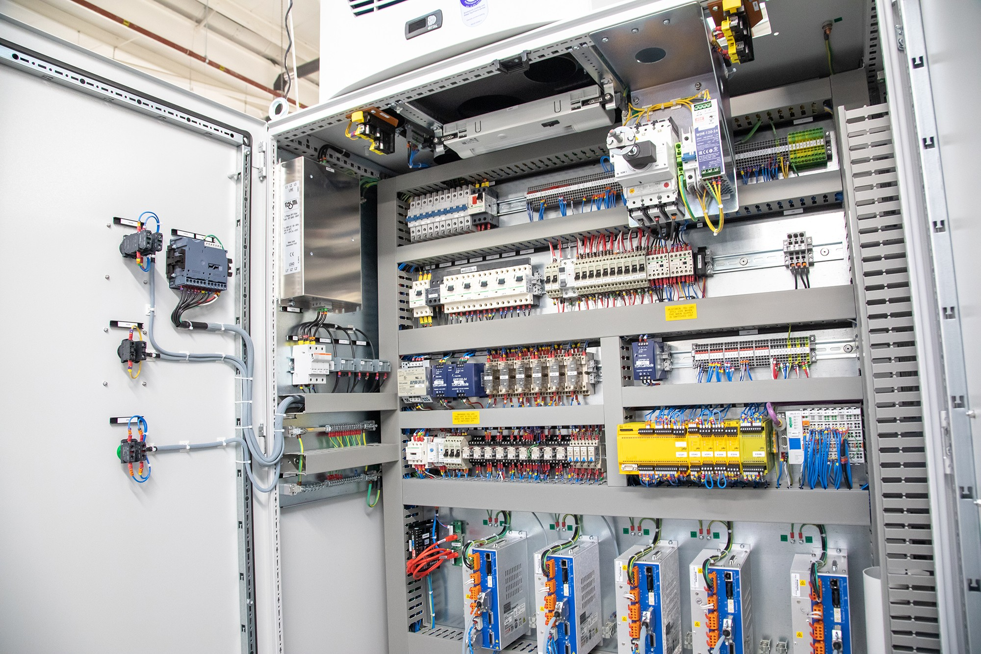 Electrical control & automation » pp 156 » PP Control & Automation