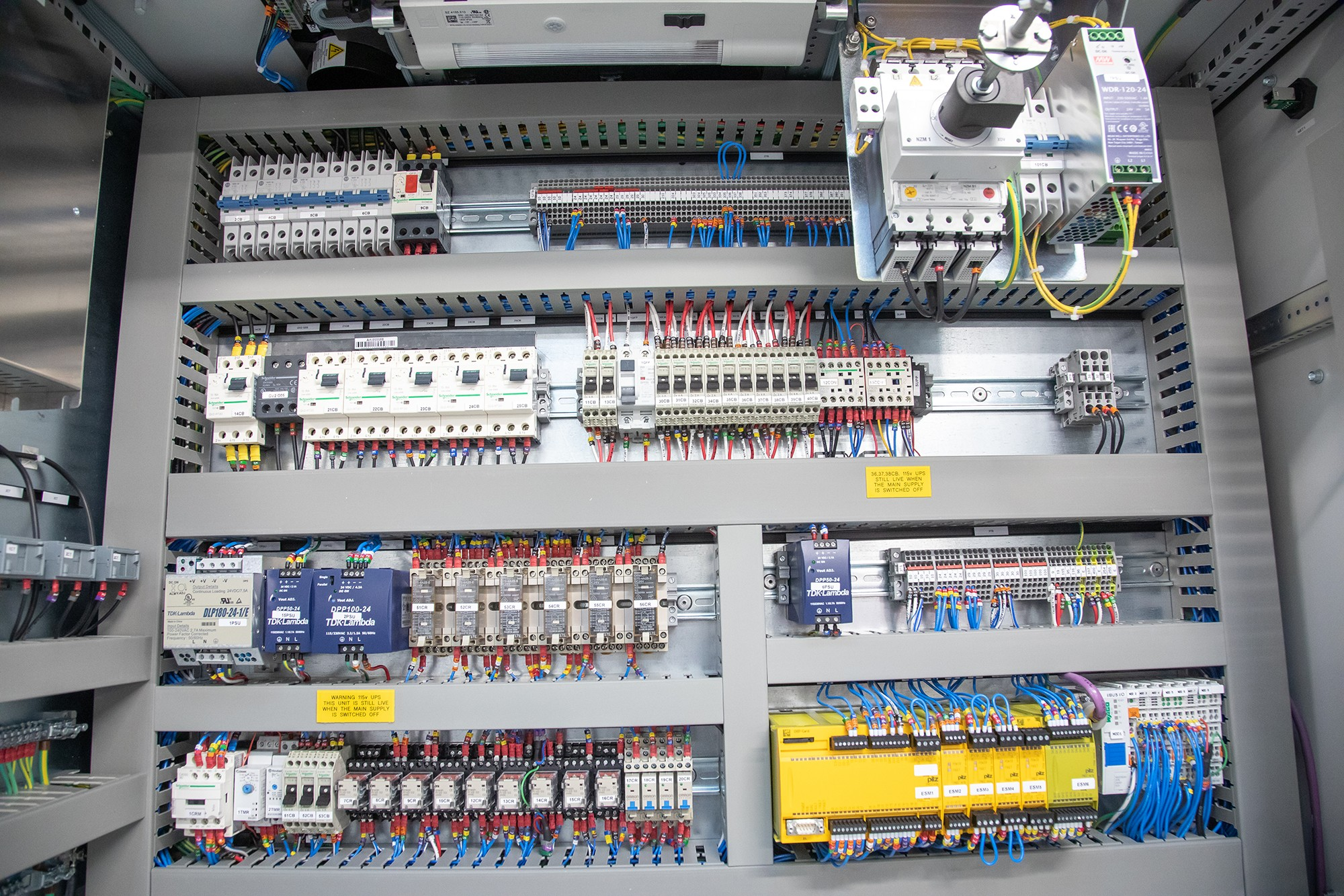 UL508A standards » pp 158 » PP Control & Automation
