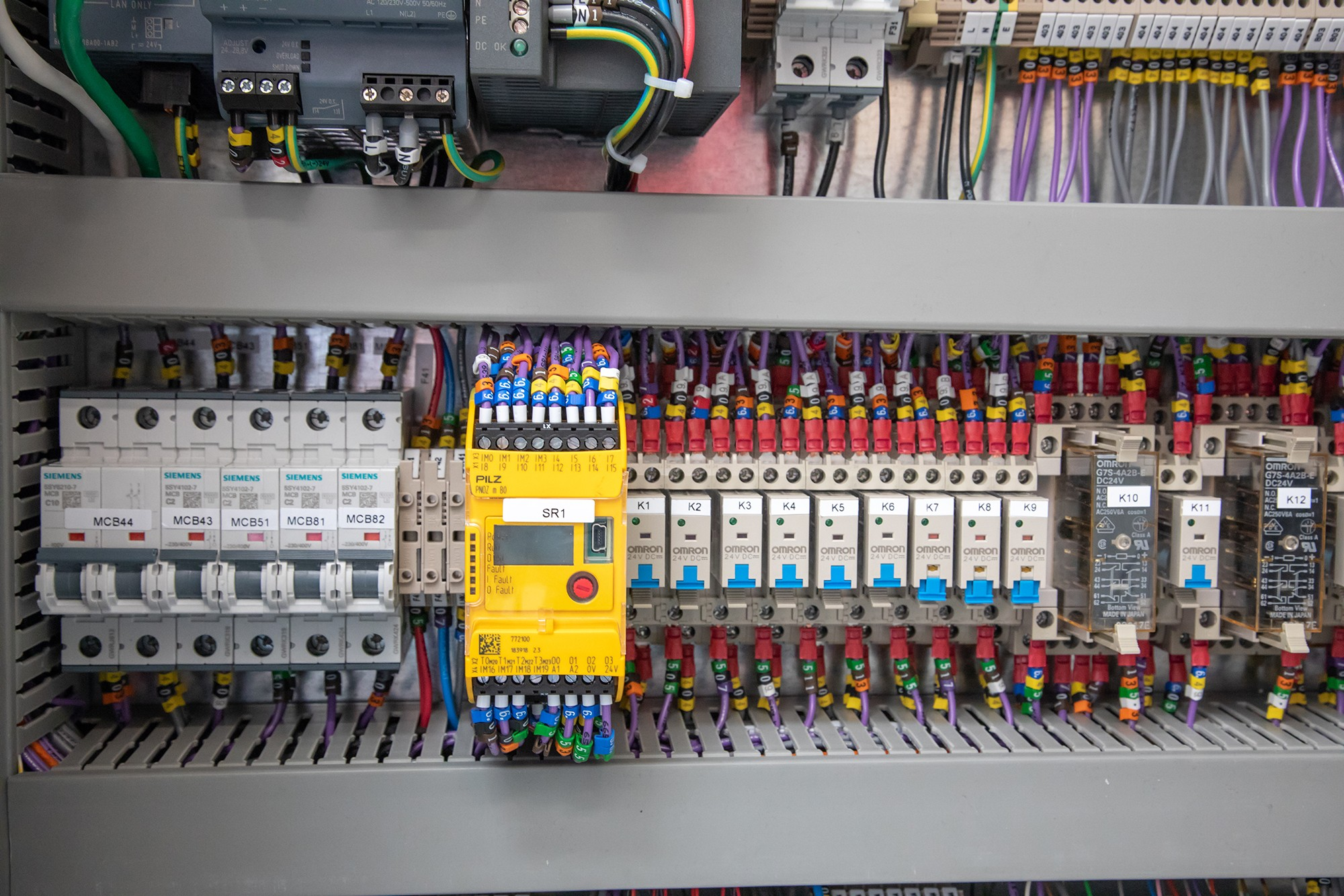 Electrical control & automation » pp 25 » PP Control & Automation