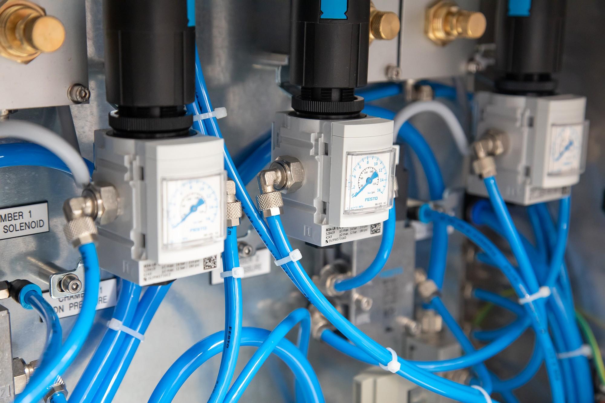 Pneumatics, hydraulics & fluid » pp 39 » PP Control & Automation