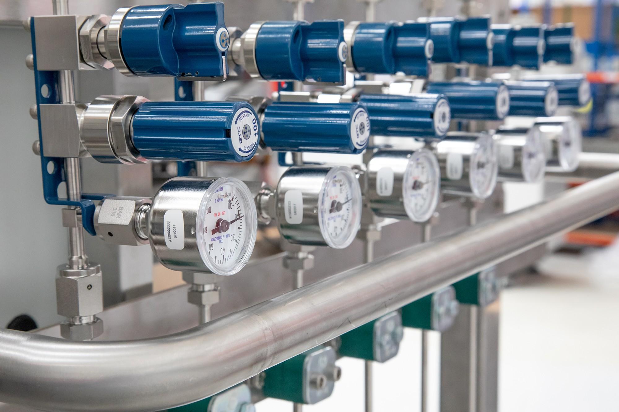 Pneumatics, hydraulics & fluid » pp 50 » PP Control & Automation