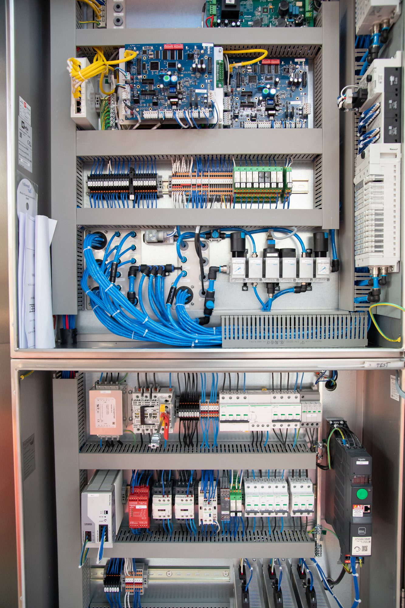 UL508A standards » ppfullwood 124 » PP Control & Automation