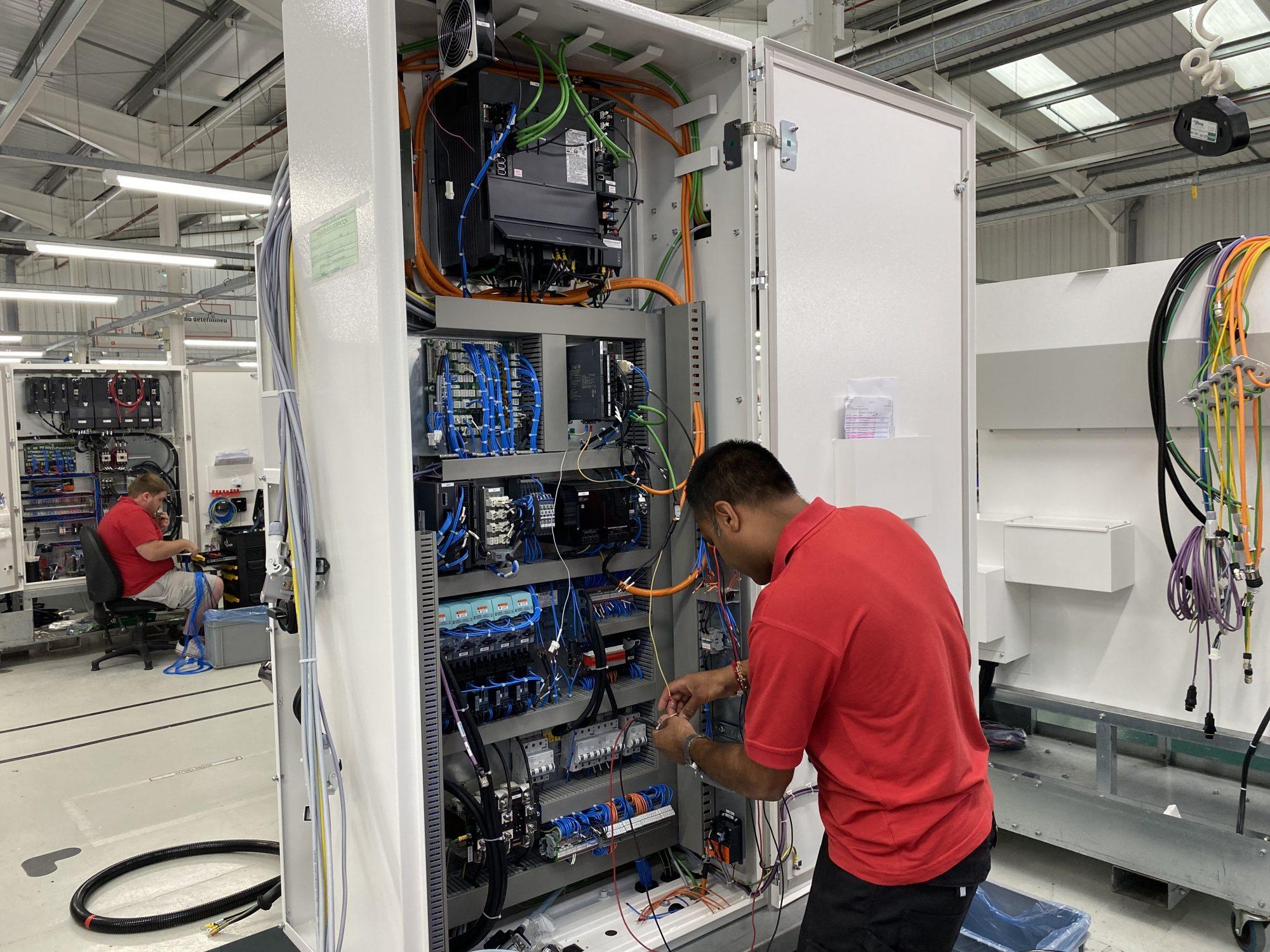 Mazak UK » IMG 2318 » PP Control & Automation