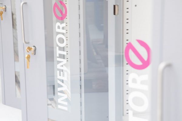 Manufacturing deal helps Inventor-e target £multi-million 'industrial vending' opportunity » PP Ft Image inventore pr » PP Control & Automation