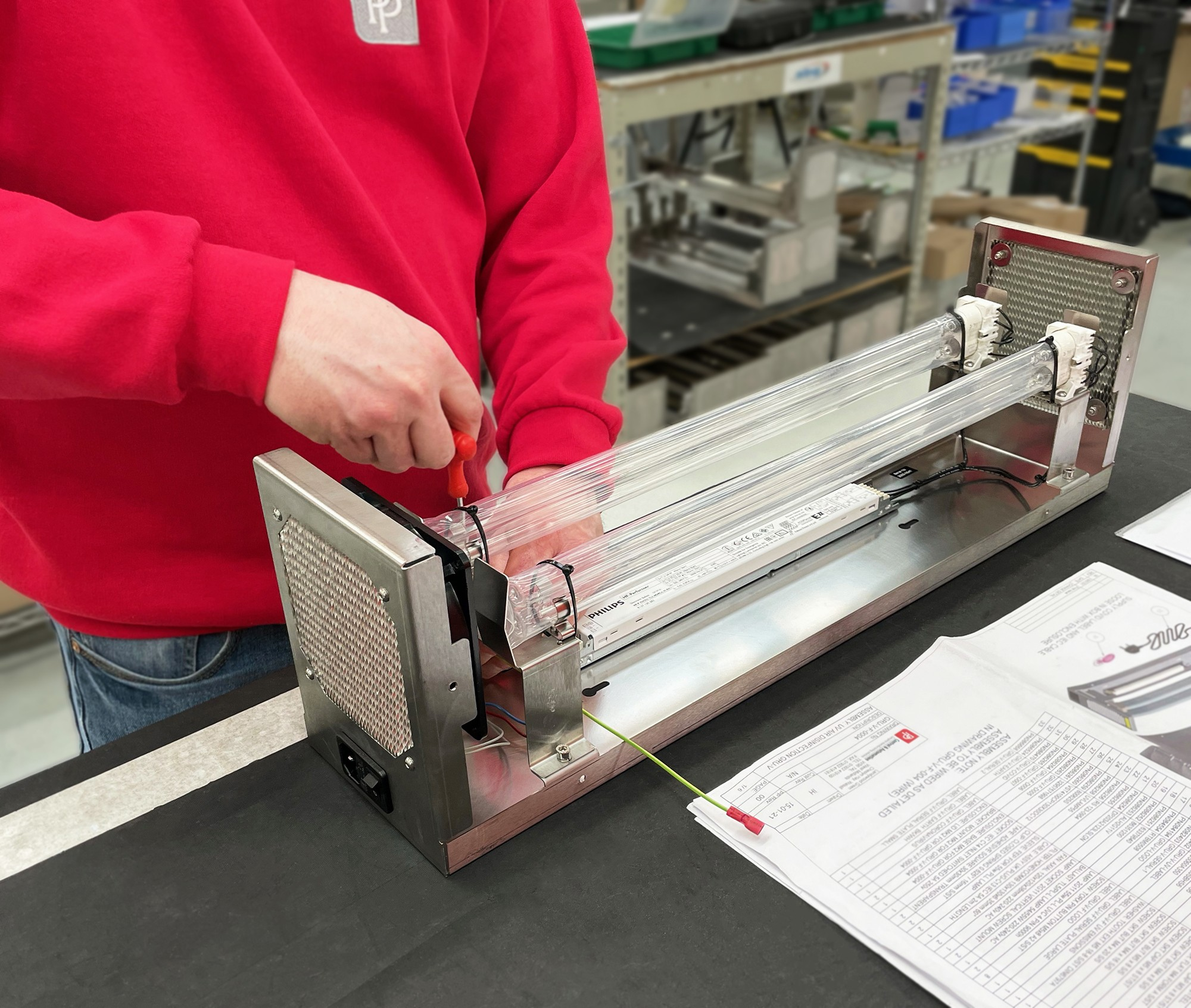 Manufacturing deal boosts Jenton's UV tech that protects against Covid-19 » image4 Edited » PP Control & Automation