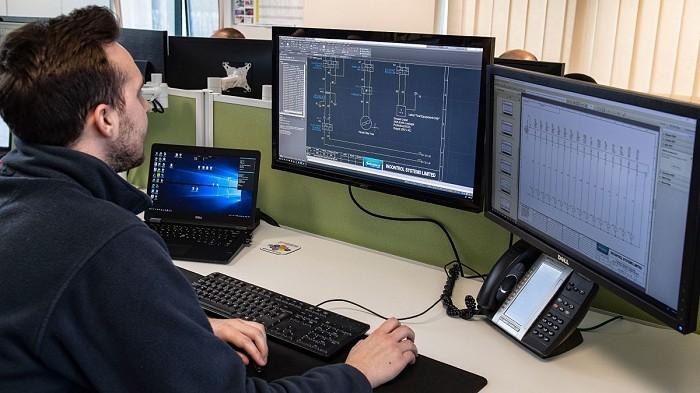 Key supplier partnership case study: InControl » electricaldesign w700h700 » PP Control & Automation