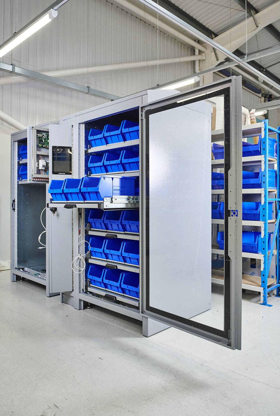 Inventor-e taps into the power of MAN to target £3m inventory management opportunity » Inventor e Product » PP Control & Automation