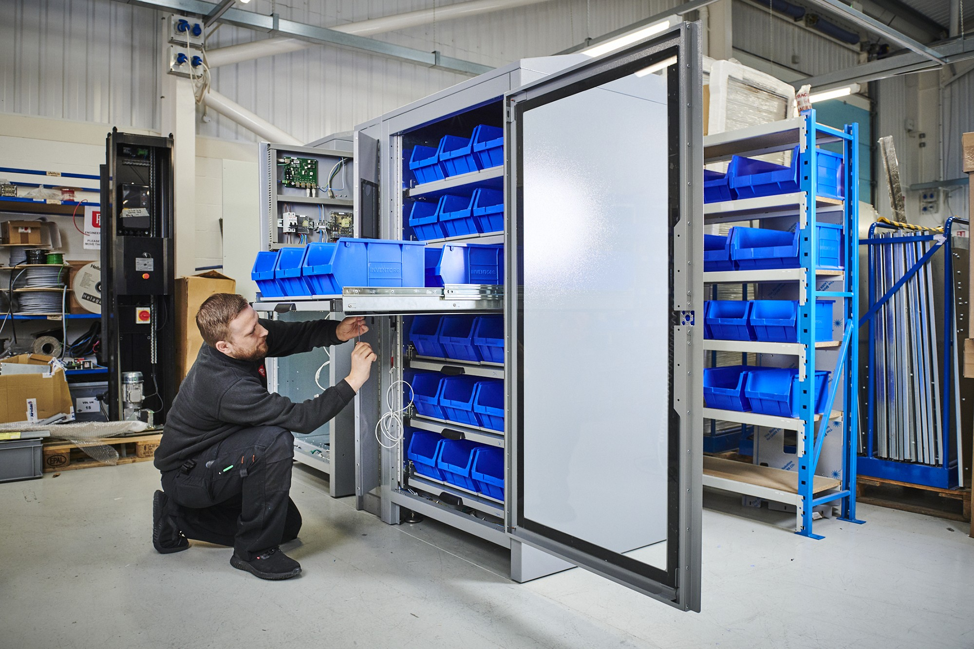 Inventor-e taps into the power of MAN to target £3m inventory management opportunity » PPAutomation Tony Profiles Aug2021 0186 » PP Control & Automation
